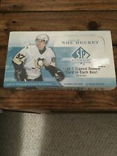 2005 06 Upper Deck SP Authentic Hockey Hobby Sealed Box Crosby Ovechkin?!