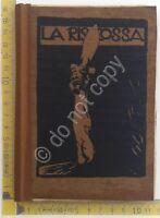 Gabriele D'Annunzio - La riscossa - primi '900 - Bestetti & Tuminelli