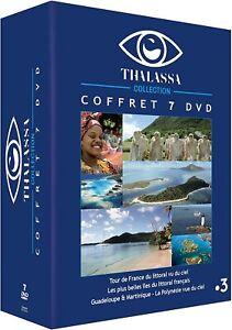 Thalassa -Coffret 7 DVD Neuf sous Cellophane