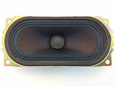 "1 PIECE - PANASONIC 2-1/4"" x 5"" TV REPLACEMENT SPEAKER 3W-8OHM  # ZEASG12D531A2"