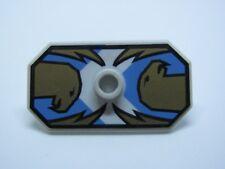 LEGO 48494pb03 @@ Shield Stud, Knights Kingdom Jayko Hawk Pattern 8781 8799