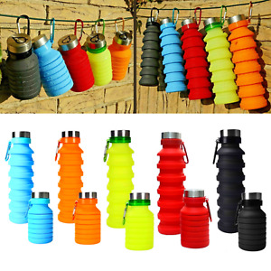 Pull-Out Foldable Drinking Bottle For Camping,Sports,Bicycle,Travel & Ausflüge