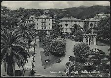 AD1145 Savona - Provincia - Alassio - Muretto e giardini