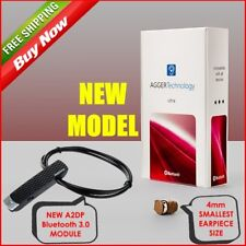 40% Sale Bluetooth New Model Spy Earpiece for Students Agger Ultra