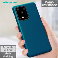 NILLKIN For Samsung Galaxy S20 Plus Ultra Frosted Shield Hard Back Case Cover