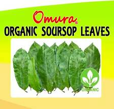 Omura ORGANIC SOURSOP LEAVES Guanabana Graviola Guyabano