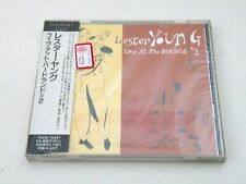 LESTER YOUNG - LIVE AT THE BIRDLAND #2 - CD JAPAN BANDSTAND 1994 NUOVO/NEW