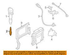 HYUNDAI OEM 11-14 Sonata 2.0L-L4 Ignition-Spark Plug 1884909085