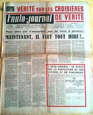 L'AUTO-JOURNAL n°96 du 2/1954; Essai Salmson/ Salon de New York/ Coupe d'europe