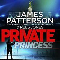 Private Princess - Patterson James [DVD]
