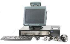 Micros Workstation 5a Desktop Pos Point Of Sale Withcash Drawer Printer Sl 476320