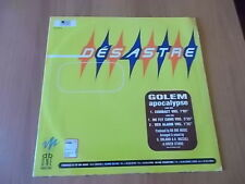 "12"" GOLEM - APOCALYPSE 1996"