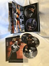 INSANITY Ultimate Cardio Home Workout 13 Disc complete DVD set by BEACHBODY