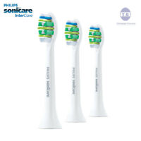 3pcs Genuine Philips Sonicare DiamondClean InterCare Toothbrush Heads | w/o Box