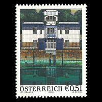 Austria 2002 - Modern Art in Austria Architecture - Sc 1905 MNH