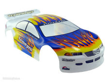01018 1/10 Scale Drift Touring Car Body Cover Shell RC Blue Uncut