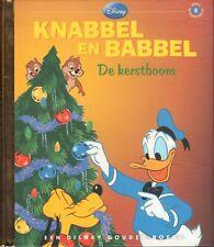 EEN DISNEY GOUDEN BOEKJE 08 - KNABBEL EN BABBEL - DE KERSTBOOM