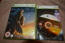 Halo 3 Xbox 360 PAL Tested Complete