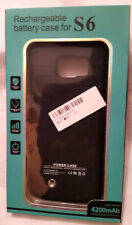 NEW Rechargeable Battery Case for Samsung Galaxy