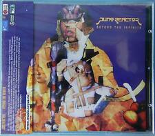Juno Reactor - Beyond The Infinite CD NEW RUSSIAN EDITION WITH OBI