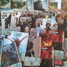 Dungeons & Dragons: Battle for Faerun Dice Masters Single Card+Die