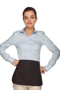 Daystar 1 Style 160 Twill Dealer waist apron w/fast click belt ~ Made in USA
