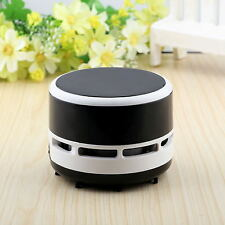 Small Mini Corner Desk Table Dust Vacuum Cleaner Sweeper Cleaning Dust Tool