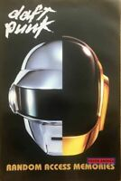 Daft Punk Random Access Memories UK Import Poster 24 x 36