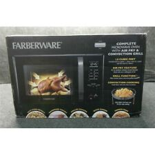 Farberware FMO10AHDBKC Microwave Oven w/ Air Fry, Grill & Convection Functions*