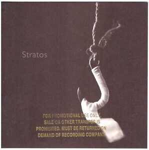 STRATOS s/t CD Classical, Chamber Ensemble – Promo copy