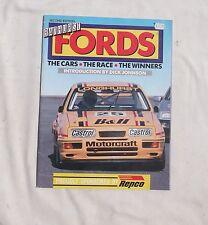 Bathurst Ford Magazine Ford Falcon GT Mustang Sierra Moffat Johnson Bond