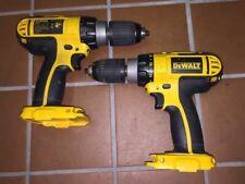 Genuine DeWALT 18V Combi Hammer Drill Driver Pro Tool DC727 Nano L@@K