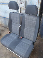 Mercedes Sprinter VW Crafter 2006-2017 Passenger Double Seat With Seat Base