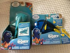 SET OF TWO FINDING DORY  TOYS