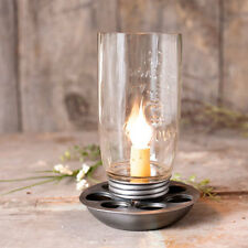 Farmhouse new Mason jar accent table light / nice