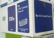 Genuine HP COLOR Laserjet 4500/4550 C4198A FUSER KIT 220V New/Unopened