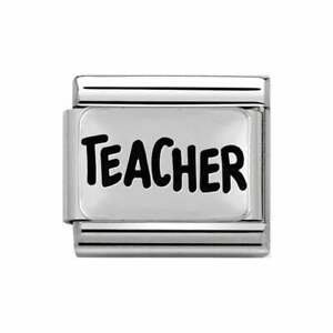 Nomination Charm Teacher KUM00002