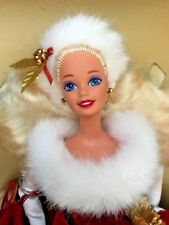 1994 Ltd. Edition-Winter Collection Peppermint Princess Barbie MIB Pre-Owned