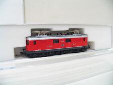 Kato 10038 e-Lok re 4/4 rojo de los SBB lk878