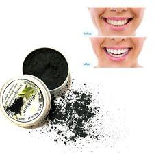 Natural au charbon actif Powder Bamboo Charcoal Poudre blanchiment des dents au