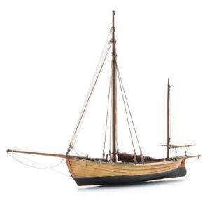 Artitec 50.144 - 1/87 / H0 Zeesenboot - Neu