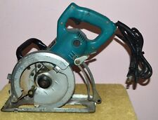 MAKITA 7 1/2 HYPOID SAW MODEL 5077B MADE IN JAPAN