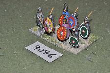 25mm late roman warriors 7 figures (9046) metal painted