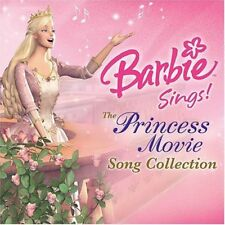 BARBIE - Barbie Sings!: The Princess Movie Song Collection CD BRAND NEW
