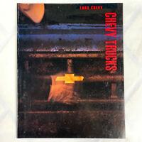 1993 Chevy Trucks Original Sales Brochure Chevrolet NEW