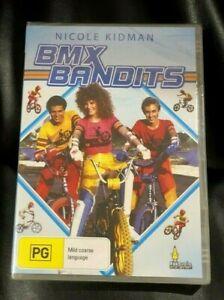 Bmx Bandits (DVD, 2012) Brand New Sealed In Plastic Region Free
