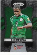 2018 Panini FIFA World Cup Base Card (143) Odion IGHALO Nigeria