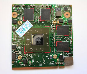 Graphics Video Card For HP 8510p 8510w Test ATI HD 2600 256MB MXM 454247-001