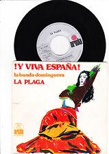 """7""""- La Plaga - Viva Espana ! ---"""