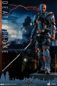 Hot Toys Deathstroke Arkham Origins 1/6th Scale Figure